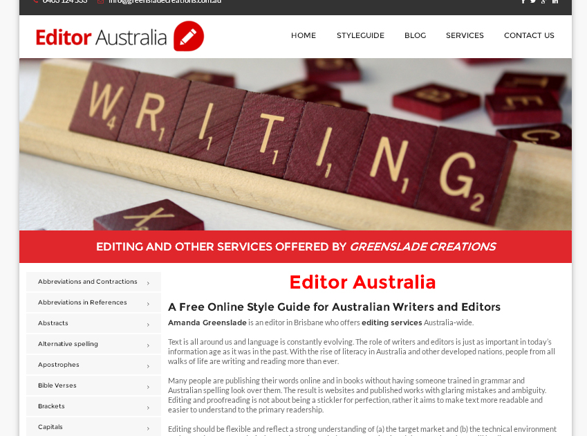 Novel/Fiction Editing Services